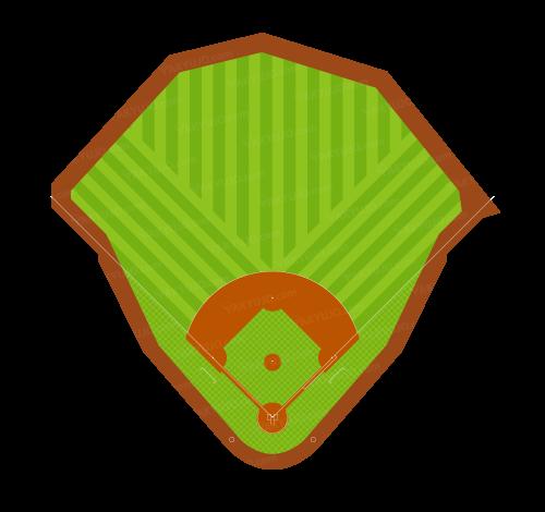 セーフコ・フィールド,アメリカ(MLB)の野球場,左右非対称の野球場,特徴的な芝のデザイン,シアトル・マリナースの本拠地,イチロー,川崎,岩隈,YAKYUJO.com