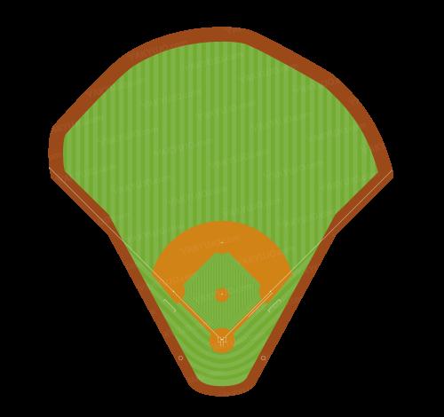 ヤンキー・スタジアム(2008年),オールド・ヤンキー・スタジアム,ニューヨーク・ヤンキース,メジャー,アメリカの野球場,野球場どっと混む,野球場の大きさ比較,野球場の広さ比較,歪な形状の外野フェンス,左右比対称の野球場,松井秀喜、伊良部秀輝の本拠地,Yankee Stadium,New York Yankees,American(MLB) Ballpark,YAKYUJO.com