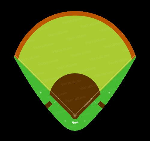 ナゴヤ球場,Nagoya Stadium,中日ドラゴンズの2軍本拠地,ウエスタン・リーグの球場,二軍、ファームの球場,中部、愛知の野球場,  ,YAKYUJO.com,野球場のイラスト・図面・俯瞰図・真上から,野球場の大きさ比較,野球場の広さ比較,野球場の面積,野球場どっと混む,野球場ドットコム,野球場.com,パークファクター