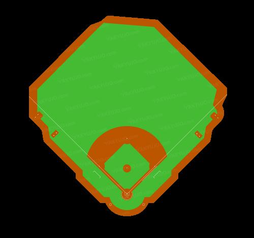 トロピカーナ・フィールド,タンパベイ・レイズ,アメリカのドーム野球場,野球場どっと混む,野球場ドットコム,野球場.com,野球場の大きさ比較,野球場の広さ比較,歪な形状の外野フェンス,松井秀喜の本拠地,Tropicana Field,Tampa Bay Rays,American(MLB) Ballpark,YAKYUJO.com